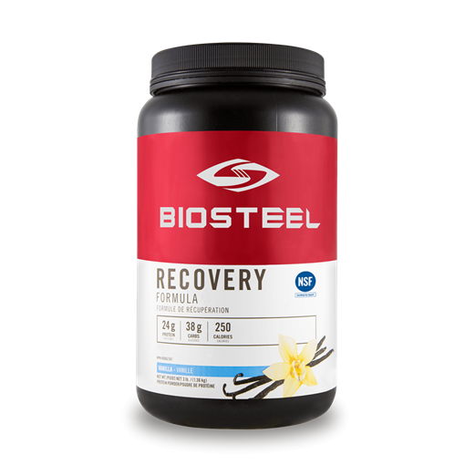 Picture of BioSteel Advanced Recovery Formula, Vanilla 1224g