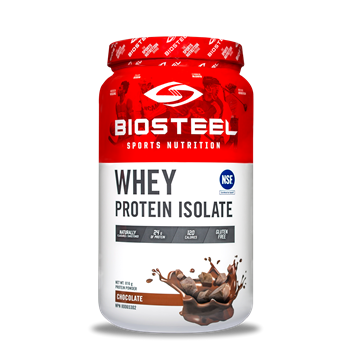 Picture of BioSteel Whey Protein Isolate, Chocolate 816g