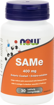 Picture of  SAMe 400mg Extra Strength, 30 Tablets