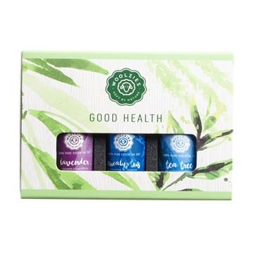 Picture of  Essential Oil Set, Good Health 3x10ml