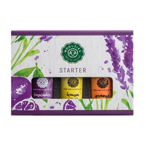 Picture of Woolzies Woolzies Essential Oil Set, Starter 3x10ml