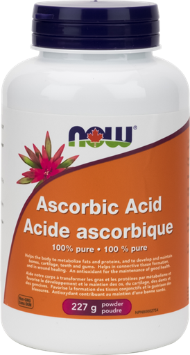 Picture of NOW Foods NOW Foods Ascorbic Acid Powder, 227g
