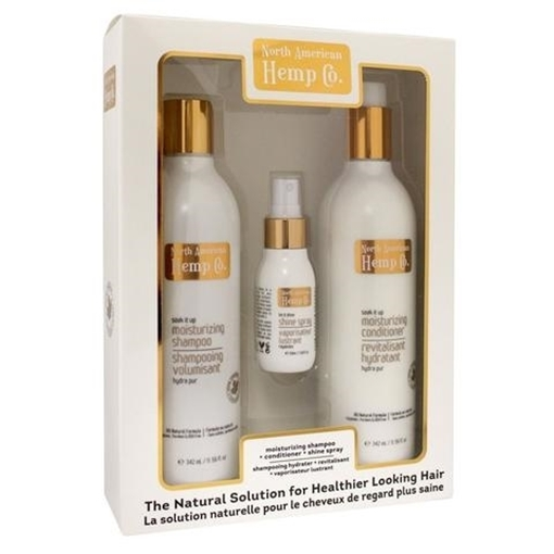 Picture of North American Hemp Co. Hemp Hair Care Gift Box