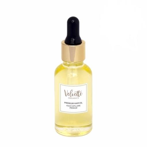 Picture of Velvette Organics Premium Hair Oil, 30ml