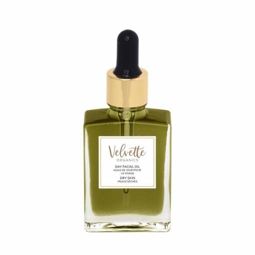 Picture of Velvette Organics Velvette Organics Dry Skin Facial Oil, Day 30ml