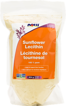 Picture of  Sunflower Lecithin, 454g Powder