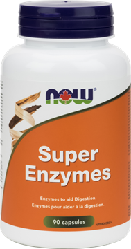 Picture of NOW Foods Super Enzymes, 90 Capsules