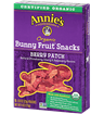 Picture of Annie's Homegrown Annie's Homegrown Berry Patch Fruit Snack, 115g