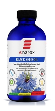 Picture of  Enerex Black Seed Oil, 200ml
