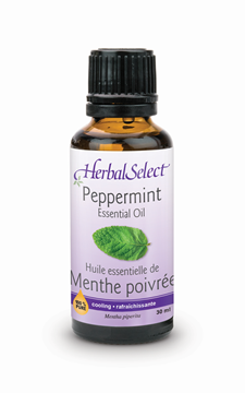 Picture of  Herbal Select 100% Pure Peppermint Oil, 30ml