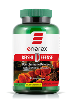 Picture of  Enerex Reishi Defense, 90 Capsules
