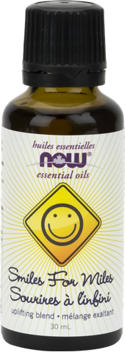 Picture of NOW Foods NOW Foods Smiles for Miles Essential Oil Blend, 30ml