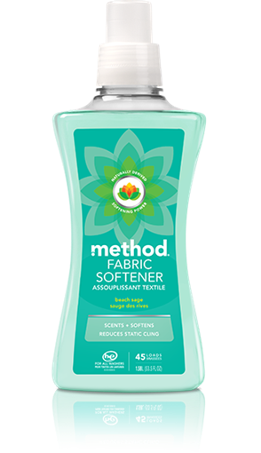 Picture of Method Home Method Fabric Softner, Beach Sage 1.58L