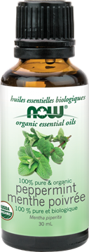 Picture of  Organic Peppermint Oil, 30mL