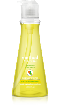 Picture of  Method Dish Pump, Lemon Mint 532ml