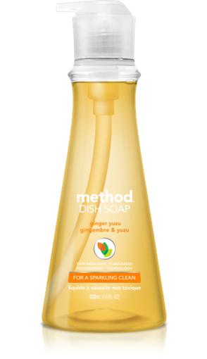 Picture of Method Home Method Dish Pump, Ginger Yuzu 532ml