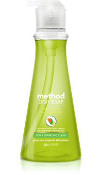 Picture of  Method Dish Pump, Lime & Sea Salt 532ml