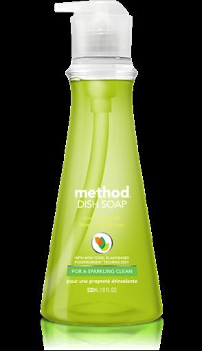 Picture of Method Home Method Dish Pump, Lime & Sea Salt 532ml