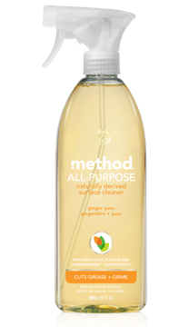 Picture of  Method All-Purpose Cleaner, Ginger Yuzu 828ml