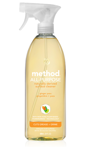 Picture of Method Home Method All-Purpose Cleaner, Ginger Yuzu 828ml