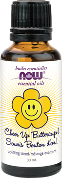 Picture of NOW Foods Cheer Up Buttercup Essential Oil Blend, 30mL