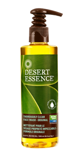 Picture of Desert Essence Desert Essence Thoroughly Clean Face Wash, Original 240ml