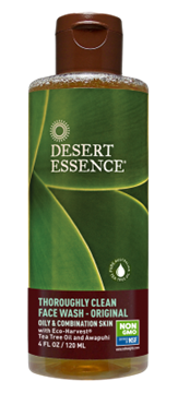 Picture of Desert Essence Desert Essence Thoroughly Clean Face Wash, 120ml