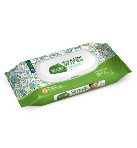 Picture of Seventh Generation Seventh Generation Baby Wipes Travel Pack, 30 Count