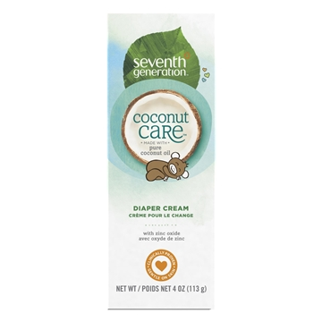Picture of  Coconut Care Baby Diaper Cream Tube, 113g