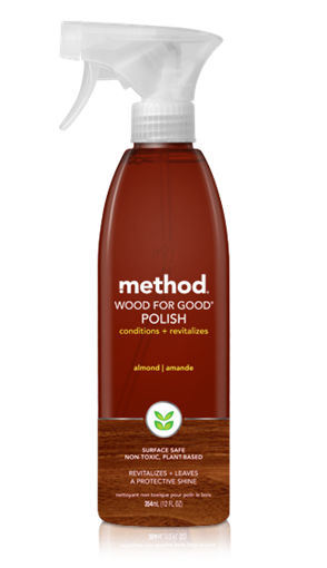 Picture of Method Home Method Wood Polish, Almond 354ml