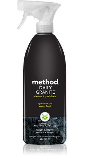 Picture of Method Home Method Daily Granite Cleaner, Apple Orchard 828ml