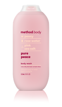 Picture of  Method Body Wash, Pure Peace 532ml