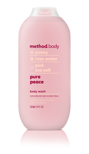 Picture of Method Home Method Body Wash, Pure Peace 532ml