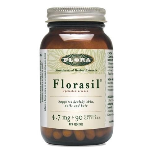 Picture of Flora Flora Florasil, 90 Capsules