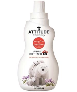 Picture of Attitude ATTITUDE Fabric Softener, Pink Grapefruit 1L