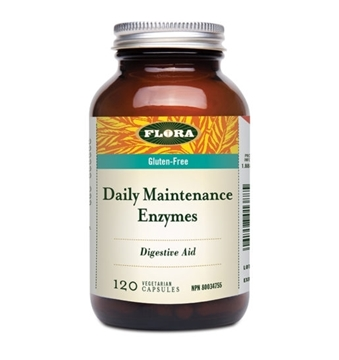 Picture of  Daily Maintenance Enzymes, 120 Capsules
