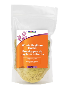 Picture of  Psyllium Husks Whole, 454g