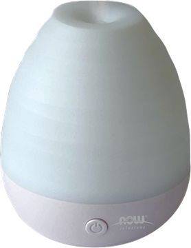 Picture of  NOW Foods Ultrasonic USB Essential Oil Diffuser Cool Mist