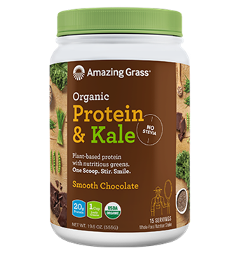 Picture of  Protein & Kale Smooth Chocolate, 555g