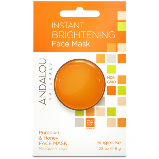 Picture of Andalou Naturals Andalou Naturals Instant Brightening Face Mask, 8g