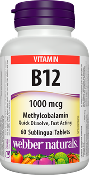 Picture of  Vitamin B12 1000mcg, 80 Capsules