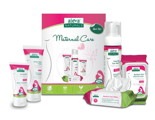 Picture of Aleva Naturals Aleva Naturals Maternal Care Gift Set