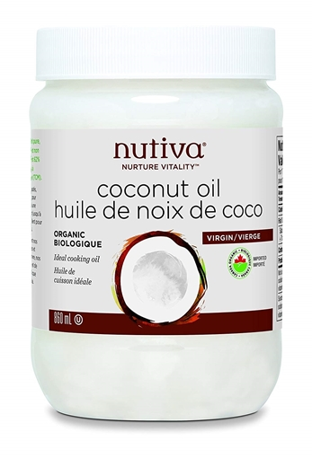 Picture of Nutiva Nutiva Organic Virgin Coconut Oil, 860ml