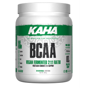 Picture of Ergogenics Nutrition Kaha Vegan Fermented BCAA's, 300g