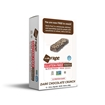 Picture of NuGo Nutrition To Go Dark Chocolate Crunch Protein Bars, 12x45g