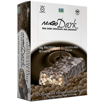 Picture of  Chocolate Chip Protein Bars, 12x50g
