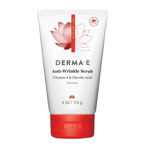 Picture of DERMA E Vitamin A  Scrub, 113g