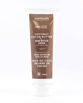 Picture of  Scentuals Hand Repair Cream,  Coconut Cocoa Butter 100ml