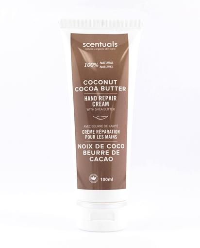 Picture of Scentuals Scentuals Hand Repair Cream,  Coconut Cocoa Butter 100ml