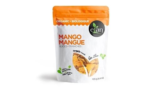 Picture of Elan Elan Organic Mango Slices, 125g